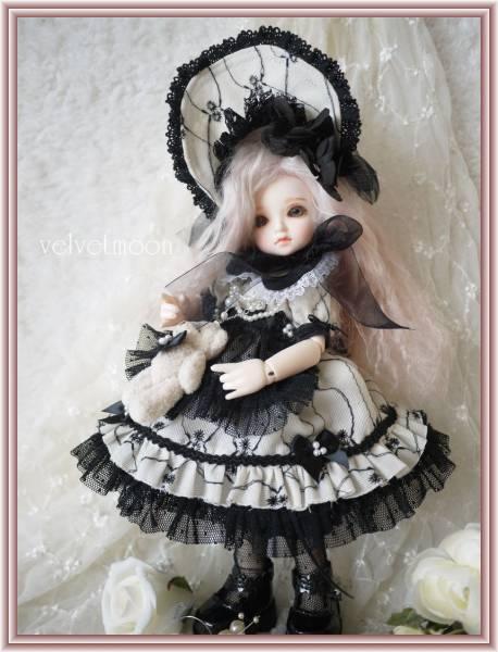 ◆tTuesday's Child・幼SD ドレスセット◆~velvetmoon~_画像2