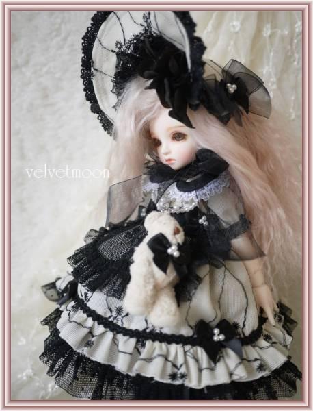 ◆tTuesday's Child・幼SD ドレスセット◆~velvetmoon~