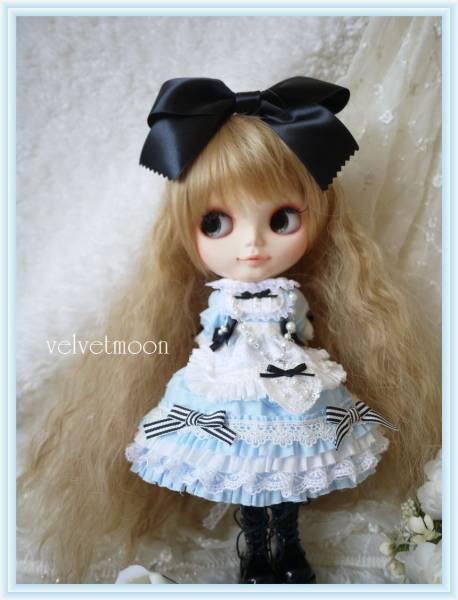 ◆水色猫◆ブライスOF~velvetmoon~_画像3