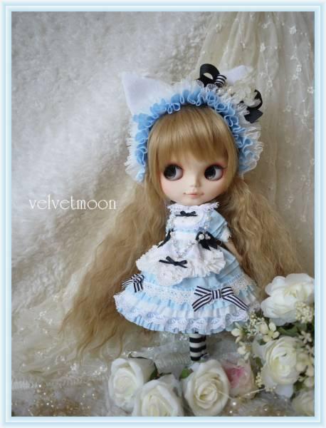 ◆水色猫◆ブライスOF~velvetmoon~_画像2