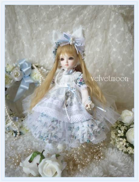 ◆Tuesday's Child・幼SD ドレスセット◆~velvetmoon~_画像2