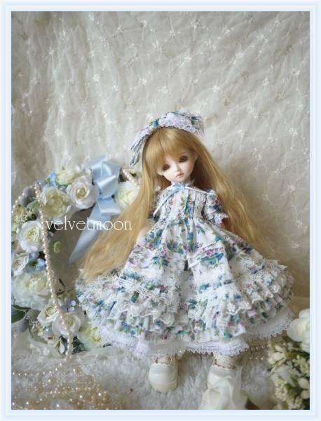 ◆Tuesday's Child・幼SD ドレスセット◆~velvetmoon~_画像3