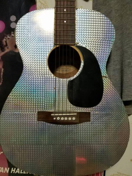 アコースティックギター アリア ジャンク