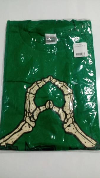 ももいろクローバーZ ピーチポーズ Tシャツ グリーン 有安杏果 MUSIC COMPLEX 2012 ももクロ
