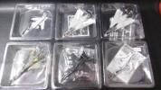 希少 AREA88 コレクション 新谷かおる エリア88 5種 6個セット 現状品