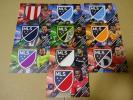 2016 TOPPS APEX MLS ジャージカード10枚 レギュラーパラレル25枚 計35枚セット