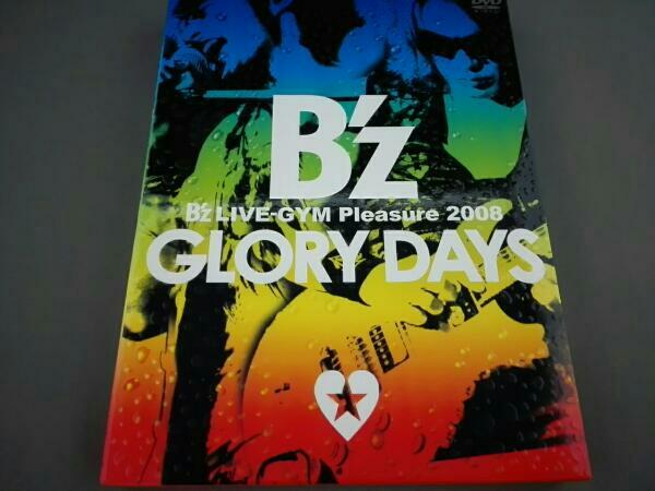 DVD/B'z LIVE-GYM Pleasure 2008-GLORY DAYS- (B)