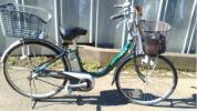 ヤマハPASS 電動アシスト自転車