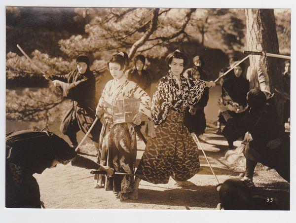 ひよどり草紙B美空ひばり:中村錦之助★松竹1954年 コンサートグッズの画像
