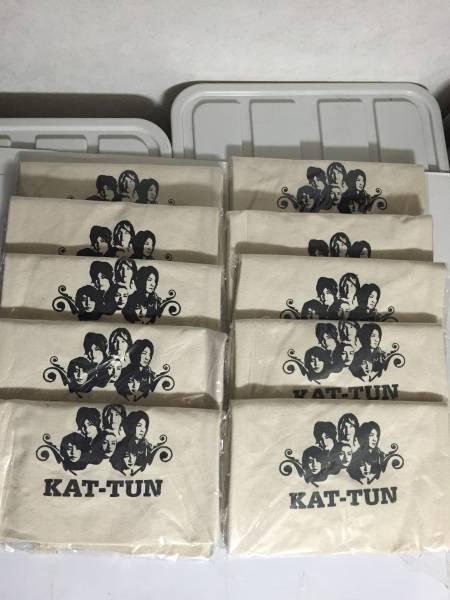 KAT-TUN エコバッグ 10個セット