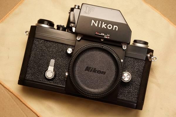 Nikon ニコン F フォトミック FTn ブラック ボディ 美品 AR-1 ボディキャップ付属