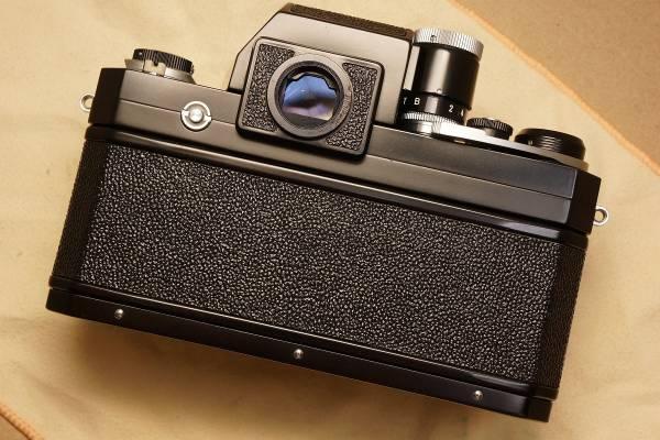 Nikon ニコン F フォトミック FTn ブラック ボディ 美品 AR-1 ボディキャップ付属_画像2