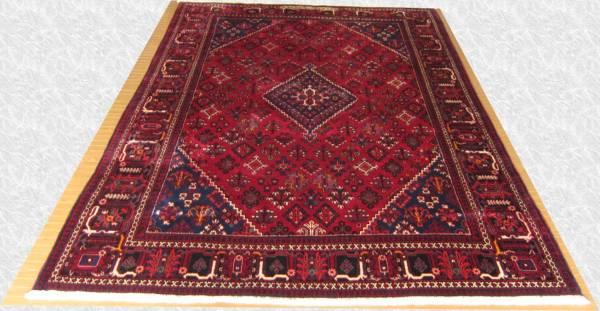 【340×241】イラン直輸入★ジョシャーガン産◆ペルシャ絨毯■501-180-106
