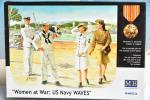562 未組 マスターボックス 1/35 Women at War : US Navy WAVES