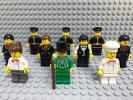 ☆ホテル・レストラン☆ レゴ ミニフィグ 大量10体 コック ウェイター ドアマン 支配人 LEGO 人形