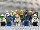 ☆宇宙系☆ レゴ ミニフィグ 大量20体 宇宙飛行士 管制官 宇宙服 LEGO 人形 スペース