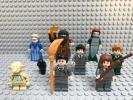 ☆ハリーポッター☆ レゴ ミニフィグ ハーマイオニー ハグリッド ドビー ネビル等 LEGO 人形 人魚 フクロウ