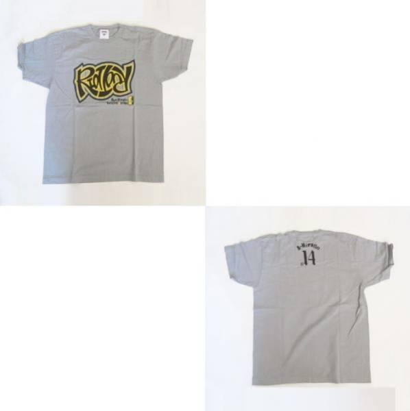平野綾 1st live 2008 RIOT TOUR Tシャツ 大阪限定 あーや グッズ