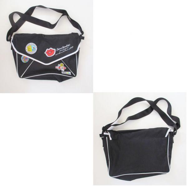 ポルノグラフィティ ラヴ・E・メール・フロム・1999 メッセンジャーバッグ(ワッペン5個付き) グッズ