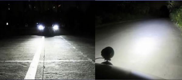 「グレードアップ 42w×2点セット 広角 3w×14連 12v-24V兼用 3200 lm LED ワークライト 作業灯 農業 建設 機械 船舶 トラック用品 車外灯用」の画像1