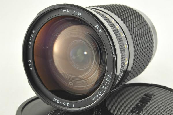 Tokina トキナー AF 28-210mm f3.5-5.6 ソニー/ミノルタ用 ●5798