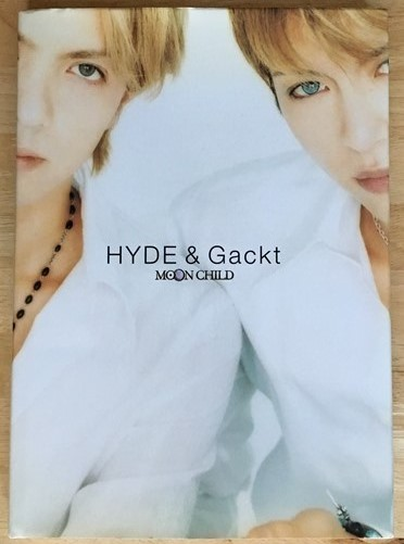 HYDE & Gackt★MOON CHILD 写真集