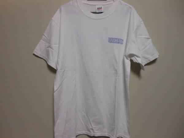 BRAHMAN ツアーTシャツ 白Lサイズ USED ライブグッズの画像
