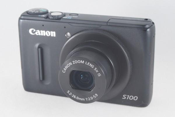 ☆ キヤノン Canon パワーショット PowerShot S100 #389