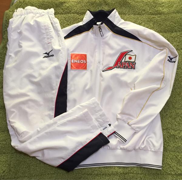 2008年北京オリンピック日本代表 侍ジャパン実使用ジャージ上下 NPBプロ野球