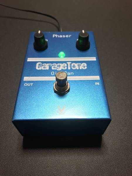 Visual Sound OIL CAN PHASER 中古