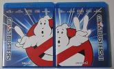 1円〜Blu-ray/ゴーストバスターズ 1&2・2枚セット/ビル・マーレー/ダン・エイクロイド/シガニー・ウィーバー/Mastered in 4K