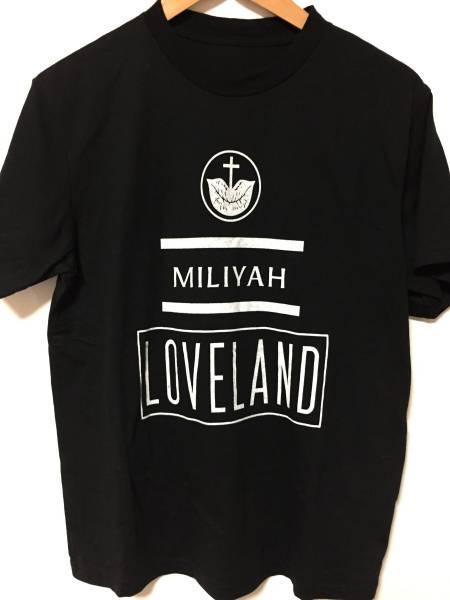 加藤ミリヤ LOVE LANDツアーTシャツ kawi jamele ライブグッズの画像