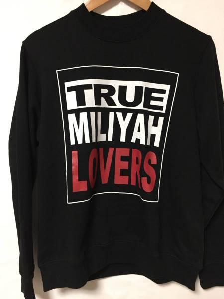 加藤ミリヤ TRUE LOVERSツアートレーナー ライブグッズの画像