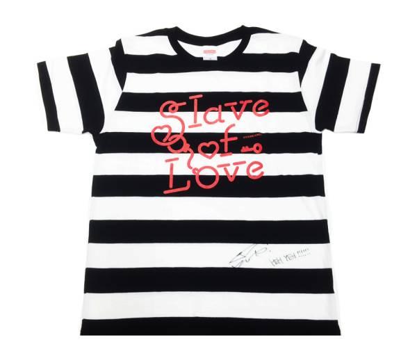 [3.11チャリティ]ビッケブランカさん サイン入りTシャツ rfp1074_画像3