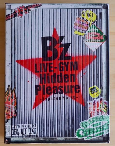 B'z LIVE-GYM Hidden Pleasure ~Typhoon No.20~ DVD
