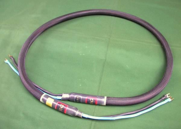 米PAD/PROTEUS Rev.A Bi-Wire 2.0m スピーカーケーブル、バイワイヤー・ペア(4本)_画像2
