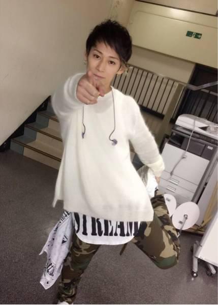 UVERworld TAKUYA∞ 着 着用 タンクトップ ブラック ライブグッズの画像