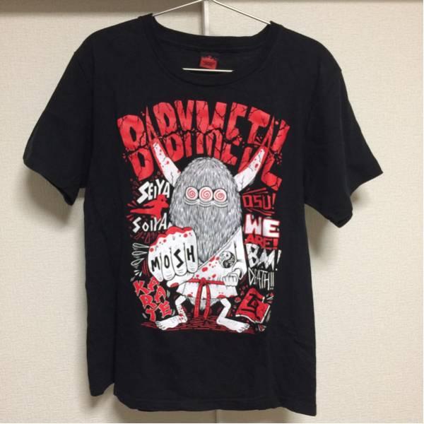 BABYMETAL 2016 夏フェス KARATE Tシャツ Mサイズ USED ライブグッズの画像