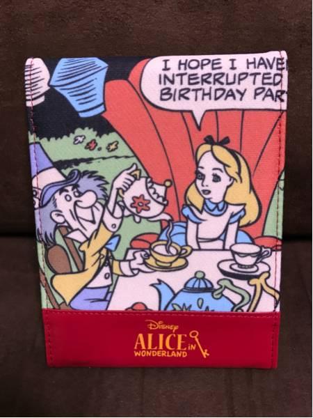 新品 ディズニー ふしぎの国のアリス 折りたたみ ミラー 鏡 白うさぎ マッドハッター いかれ帽子屋 お茶会 不思議の国のアリス ディズニーグッズの画像