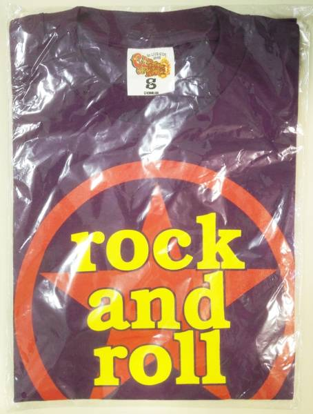 B'z■LIVE-GYM 2005■CIRCLE OF ROCK■rock and roll■Tシャツ(S)