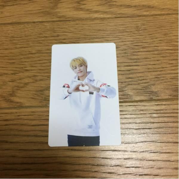【非売品】テイル SUM 応援トレカ カード SM NCT NCT127 SMTOWN ライブグッズの画像