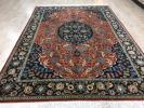 1枚は最高級の手織へレケを如何?オスマン時代宮廷用に織られた絨毯トルコが誇るへレケ絨毯トルコから発送卸売価格送料込み見事です!