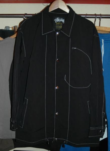 ユーズド 90年代 OLD STUSSY オールド ステューシー インターナショナル ジャケット_画像1