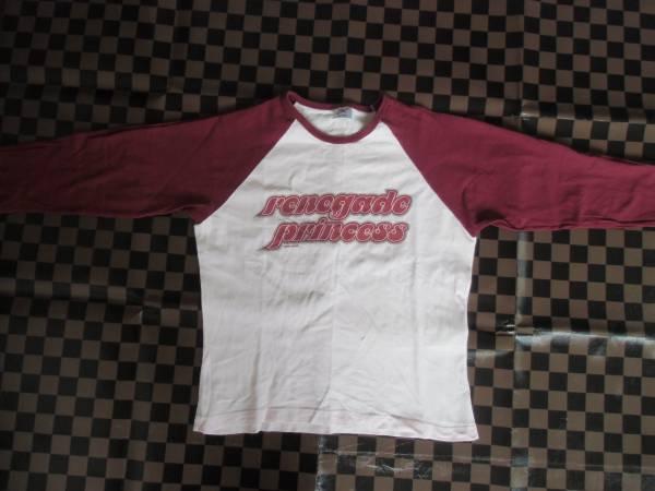 sonic youth ソニックユース ラグラン Tシャツ ピンク