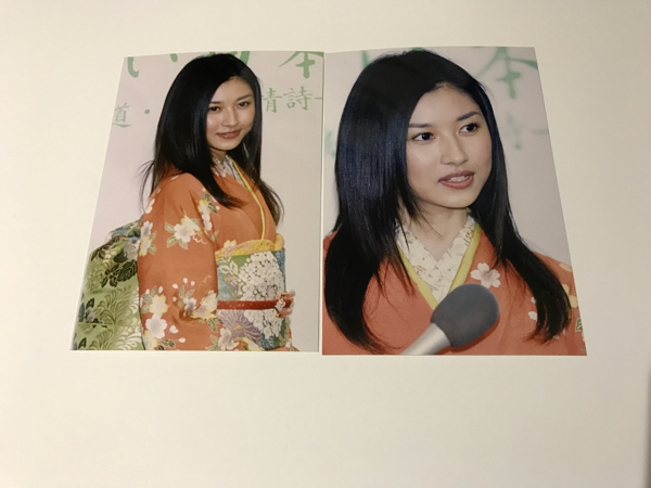 菊川怜 懐かしい写真 16枚
