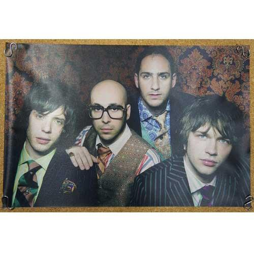 新品★インテリア雑貨★【布ポスター】OK Go/オーケー・ゴー