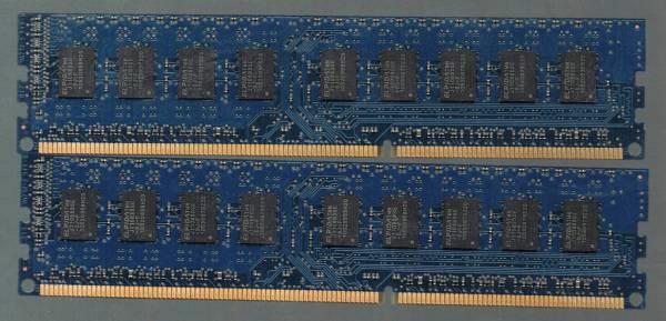 (2GB)(2Rx8)(PC3)(10600E)(2枚)(D)_画像2