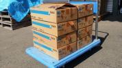御影石調 大理石調 大量8箱 売り切り INAX 日本製 外装タイル 100角(94mm角) プロドーレ 外装タイル 未使用 最安値 格安 4