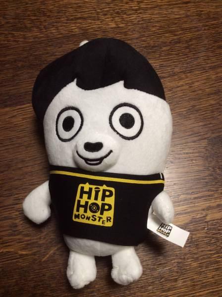 防弾少年団(BTS )HIP HOP MONSTER ぬいぐるみジョングク ライブグッズの画像