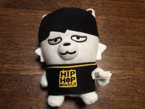 防弾少年団(BTS) HIP HOP MONSTER ぬいぐるみ ジミン ライブグッズの画像